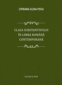 Clasa substantivului/Elena Peica