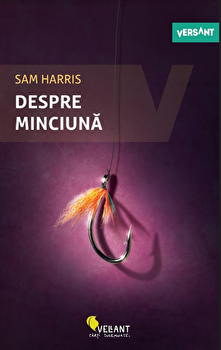 Despre minciuna/Sam Haris imagine