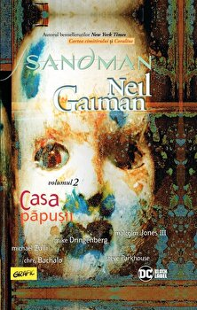 Sandman 2. Casa papusii/Neil Gaiman imagine