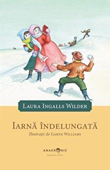 Iarna indelungata/Laura Ingalls Wilder