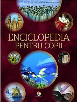 Enciclopedia pentru copii Crea Books/Laura Aceti, Marco Scuderi