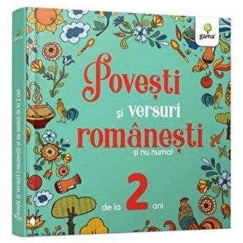 Povesti si versuri romanesti si nu numai pentru 2 ani/***