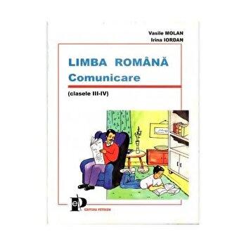 Limba Romana. Comunicare/V. Molan, I. Iordan poza cate