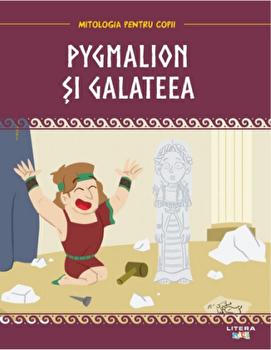 Pygmalion si Galateea. Mitologia pentru copii/***