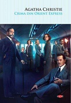 Crima din Orient Express. Carte pentru toti. Vol. 102/Agatha Christie imagine