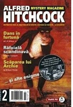 Alfred Hitchcock Mistery Magazine, nr. 2/*** imagine