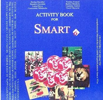 Activity book for smart 6 - CD/Dorina Doroftei, Dumitru Dorobat imagine elefant.ro 2021-2022