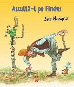 Asculta-l pe Findus/Sven Nordqvist imagine elefant.ro 2021-2022