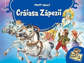 Craiasa Zapezii/*** imagine elefant.ro 2021-2022
