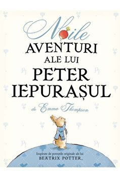 Noile aventuri ale lui Peter Iepurasul/Emma Thompson imagine