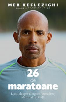 26 de maratoane/Meb Keflezighi, Scott Douglas imagine elefant 2021