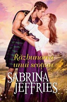 Razbunarea unui scotian-Sabrina Jeffries imagine