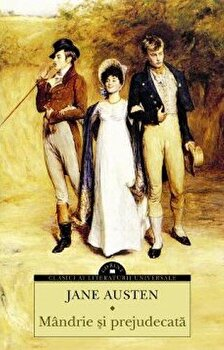 Mandrie si prejudecata/Jane Austen imagine
