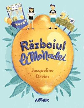 Razboiul limonadei/Jacqueline Davies
