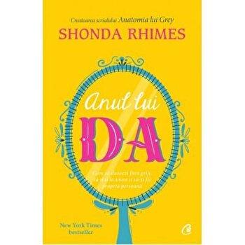 Anul lui DA/Shonda Rhimes imagine elefant.ro 2021-2022