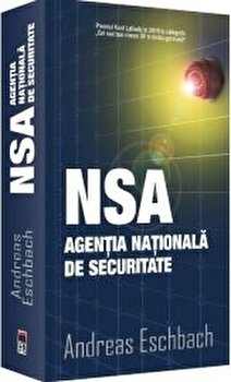 NSA Agentia Nationala de Securitate/Andreas Eschbach imagine elefant.ro 2021-2022