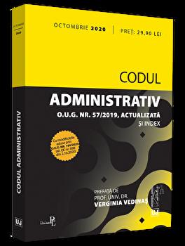 Codul administrativ: octombrie 2020/Vedinas Verginia poza cate