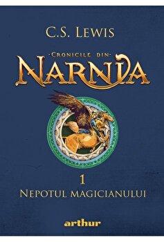 Cronicile din Narnia 1 - Nepotul magicianului/C.S. Lewis