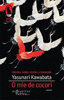 O mie de cocori/Yasunari Kawabata imagine elefant.ro 2021-2022