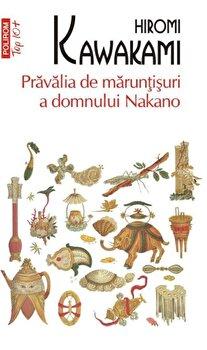 Coperta Carte Pravalia de maruntisuri a domnului Nakano