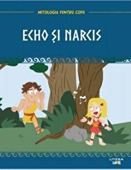 Mitologia pentru copii. Echo si Narcis/***