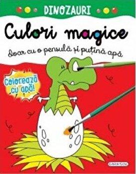 Culori magice - Dinozauri/*** imagine