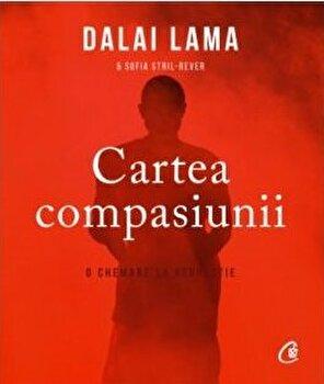 Cartea compasiunii/Sanctitatea Sa Dalai Lama imagine elefant.ro 2021-2022