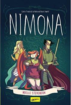Nimona/Noelle Stevenson