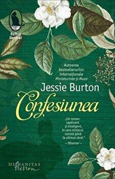 Confesiunea/Jessie Burton imagine elefant 2021