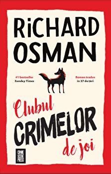Clubul crimelor de joi/Richard Osman imagine elefant 2021