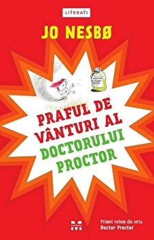 Praful de vanturi al doctorului Proctor/Jo Nesbo imagine
