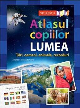Atlasul copiilor: LUMEA/Andrea Schwendemann