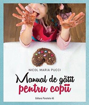 Manual de gatit pentru copii/Nicol Maria Pucci imagine elefant 2021