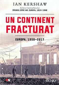 Un continent fracturat/Ian Kershaw