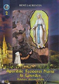 Aparitiile Fecioarei Maria la Lourdes/Rene Laurentin poza cate