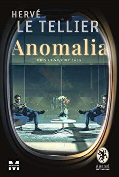 Anomalia/Herve Le Tellier imagine elefant.ro