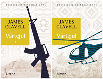 Vartejul. - 2 volume/James Clavell imagine elefant.ro 2021-2022