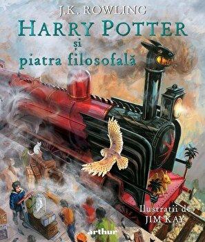 Harry Potter si piatra filozofala/J.K. Rowling