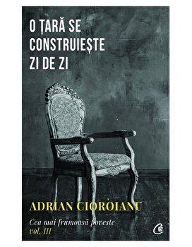 O tara se construieste zi de zi. Cea mai frumoasa poveste. Vol. III/Adrian Cioroianu