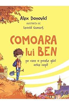 Comoara lui Ben/Alex Donovici