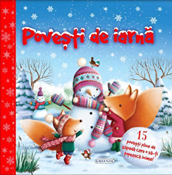 Povesti de iarna ed.2/Colectiv Susaeta
