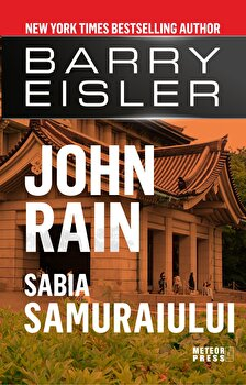 John Rain. Sabia samuraiului/Barry Eisler imagine elefant.ro 2021-2022