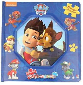 Paw Patrol. Prima mea carte cu puzzle/*** imagine