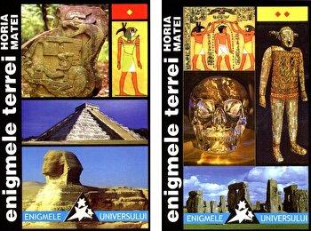 Enigmele Terrei. Vol. 1-2/Horia Matei