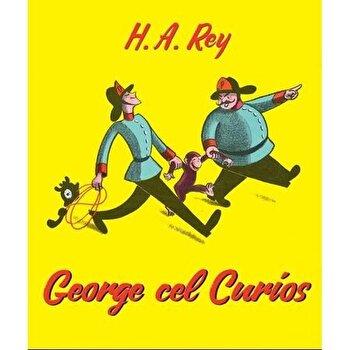 George cel curios | paperback/H.A. Rey