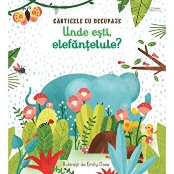 Unde esti, elefantelule?/Usborne Books