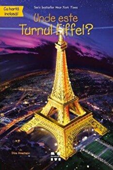 Unde este Turnul Eiffel?/Dina Anastasio imagine