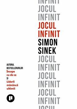Jocul infinit/Simon Sinek imagine elefant.ro 2021-2022