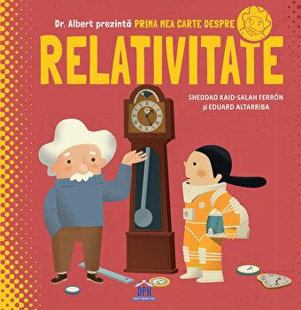 Prima mea carte despre relativitate/Sheddad Kaid-Salah Ferron