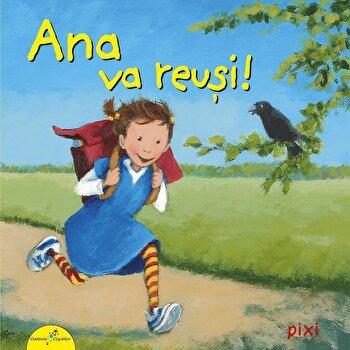 PIXI. Ana va reusi!/Rudiger Paulsen